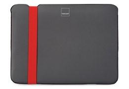 """Чехол-сумка Acme Sleeve Skinny для MacBook Air 11"""" (Цвет: Серый/Оранжевый)"""