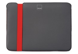 """Чехол-сумка Acme Sleeve Skinny для MacBook Pro/Air 13"""" (Цвет: Серый/Оранжевый)"""