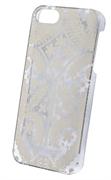 Чехол-накладка Lacroix для iPhone 5S/SE Paseo transparent Hard Gold (Цвет: Золотой)