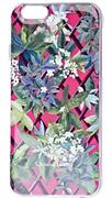 Чехол-накладка Lacroix для iPhone 6/6S CANOPY Grenade (Цвет: Розовый с цветами