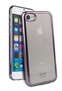 Чехол-накладка Uniq для iPhone 7/8 Glacier Frost Gunmetal (Цвет: Серый)