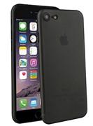 Чехол-накладка Uniq для iPhone 7/8 Translucent black (Цвет: Чёрный)