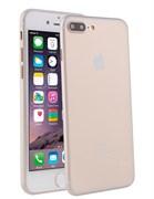 Чехол-накладка Uniq для iPhone 7 Plus/8 Plus  Bodycon Clear (Цвет: Прозрачный)