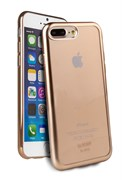 Чехол-накладка Uniq для iPhone 7 Plus/8 Plus  Glacier Frost Gold (Цвет: Золотой)