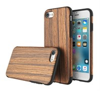 Чехол-накладка Rock Origin Series для iPhone 7/8 (Дизайн: Rosewood)