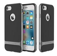 Чехол-накладка Rock Royce Series для iPhone 7 Plus/8 Plus  (Цвет: Серый)
