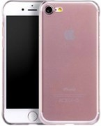Чехол-накладка Hoco Light Series TPU для Apple iPhone 7 Plus/8 Plus  (Цвет: Прозрачно-чёрный)