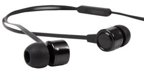 Наушники-вкладыши Probass MX101 Black с гартурой, 3.5мм Jack (Цвет: Чёрный)