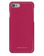 Чехол-накладка Moodz для iPhone 7/8 Floter leather Hard Ciciamino ,цвет «розовый» (MZ901020)