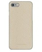 Чехол-накладка Moodz для iPhone 7/8 Floter leather Hard Eggshel ,цвет «белый» (MZ901019)