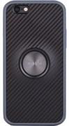 Защитный чехол-накладка Moshi Endura для iPhone 6/6s, цвет «черный» (99MO086001)