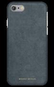 Чехол-накладка Moodz для iPhone 7/8 Nubuck Hard Coffe Цвет: Коричневый (MZ656078)