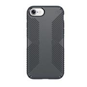 """Чехол-накладка Speck Presidio Grip для iPhone 7/8,  цвет """"черный/серый"""" (79987-5731)"""