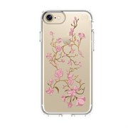 "Чехол-накладка Speck Presidio + Print для iPhone 7/8,  дизайн golden blossoms"" (79991-5754)"