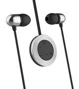 """Беспроводные стерео-наушники Rock Muo Bluetooth Earphone, цвет """"Серебряный"""" (RAU0518)"""