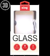 Защитное стекло Ainy Tempered Glass 2.5D 0.2 мм для iPhone 7 Plus (Весь экран, 3D, золотой)
