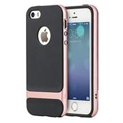 "Чехол-накладка Rock Royce Case для iPhone 5/5s/SE, цвет ""розовое золото"""