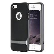 """Чехол-накладка Rock Royce Case для iPhone 5/5s/SE, цвет """"темно-серый"""""""