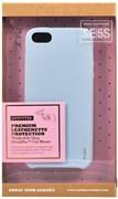 "Чехол-накладка Uniq для iPhone SE/5S Outfitter Pastel blue, цвет ""Светло-голубой (IPSEHYB-PASBLU)"