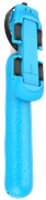 "Монопод Noosy Mini Bluetooth Selfie Stick (цвет ""синий"") - BR09"