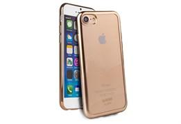 Чехол-накладка Uniq для iPhone 7/8 Glacier Frost Gold (Цвет: Золотой)