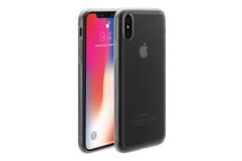 Чехол-накладка Just Mobile TENC для iPhone X (цвет прозрачный-матовый)
