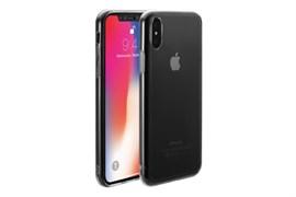 Чехол-накладка Just Mobile TENC для iPhone X (цвет прозрачный)