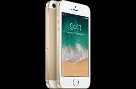 Смартфон Apple Iphone SE 16GB Gold ( бело/золотой )