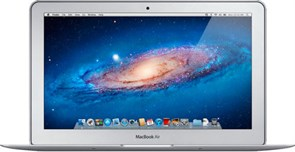 Apple MacBook Air 11 (Core i5 1,6 ГГц, 4 ГБ, 128 ГБ Flash) MJVM2RU