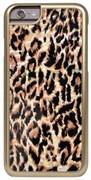 "Чехол-накладка iCover iPhone 6/6s Mother of Pearl 01, дизайн ""леопард"" (IP6/4.7-MP-GD/LP01)"