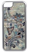 "Чехол-накладка iCover iPhone 6/6s Mother of Pearl 08, дизайн ""цветы"" (IP6/4.7-MP-SL/FL01)"
