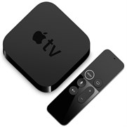 """Беспроводная телевизионная приставка Apple TV Gen 4 32GB, цвет """"черный"""" (MR912RS/A)"""