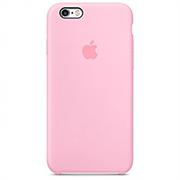 Чехол-накладка  силиконовый для iPhone 6/6s цвет «Светло-розовый»