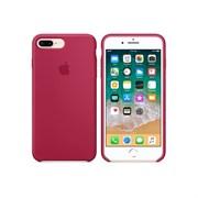 Чехол-накладка  силиконовый для iPhone 7 Plus/8 Plus цвет «Бордовый»