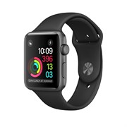 "Apple Watch Series 3 38mm ""Space Grey"""