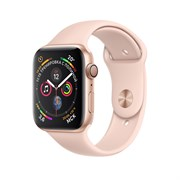 "Apple Watch Series 4 44mm ""Gold Pink"""
