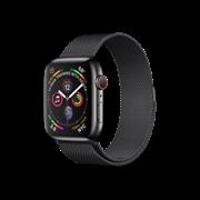"Apple Watch Series 4 44mm GPS + Cellular ""Space Grey"" стальной корпус + Milanese Loop"