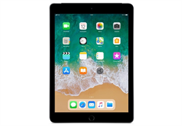 "Apple iPad 9.7""; Wi-Fi 128 ГБ, ""Space Grey"""