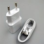 Сетевое зарядное устройство Xiaomi Mi Travel Charger с кабелем Type-C