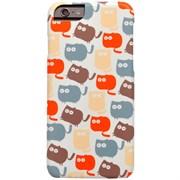 Чехол-накладка iCover для iPhone 6/6s Cats Comics 57 (IP6/4.7-DEM-CO57)