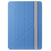 Чехол Ozaki O!coat Slim-Y Versatile для iPad Air 2, Синий (OC118BU)