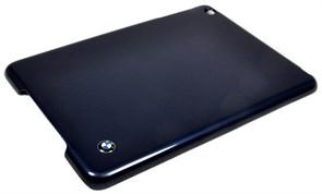 Чехол-накладка BMW для iPad Mini Logo Signature Hard (Цвет: Черный)
