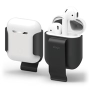 Чехол Elago для AirPods Carrying clip (Чёрный) (EAP-CLIP-BK)