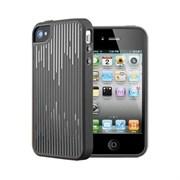 Чехол SGP Modello Case Black для iPhone 4 / 4s