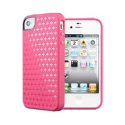 Чехол SGP Modello Case Pink для iPhone 4 / 4s
