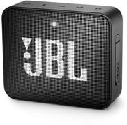 Портативная акустика JBL Go 2, Bluetooth (Цвет: Черный) (JBLGO2BLK)