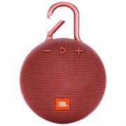 Портативная акустика JBL Clip 3 (Цвет: Красный) (JBLCLIP3RED)