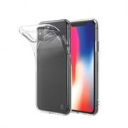 Чехол LAB.C Slim Soft для Iphone XS/X, (цвет прозрачный) (LABC-197-CR)