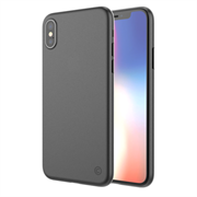 Чехол LAB.C Slim Soft для Iphone XS/X, (цвет черный) (LABC-198-BK)