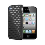 Чехол SGP Modello Case Black Star для iPhone 4 / 4s